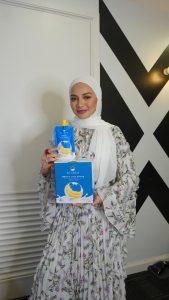 nilofa banana milk